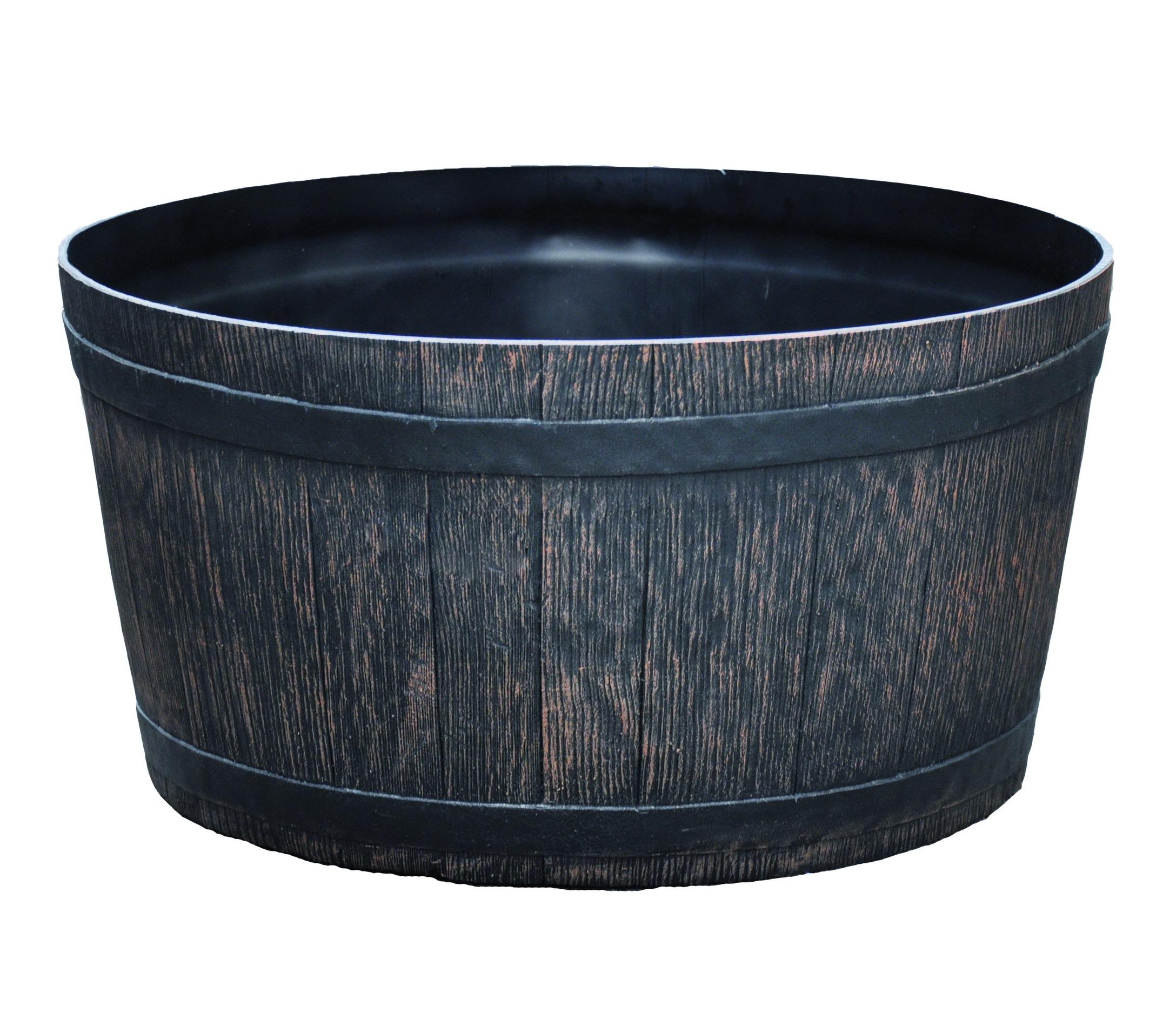 Кашпо Mambo SКашпо и аксессуары для цветов<br>Горшок кадка Мамба своими размерами позволяет вместить крупногабаритные деревья, придавая некий шарм растению.<br><br>Material: Пластик<br>Высота см: 30