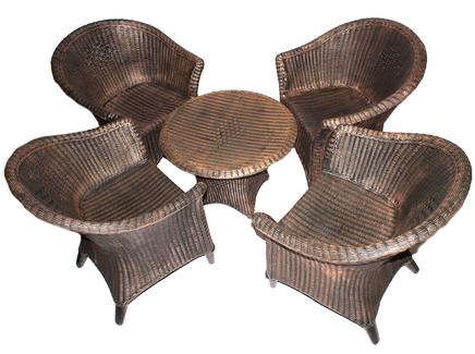 "Набор мебели ""Ротанг"""