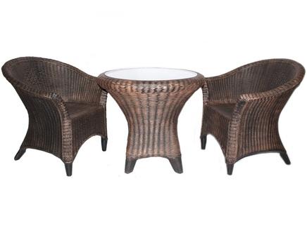 "Комплект мебели ""Ротанг"" (3 предмета)"