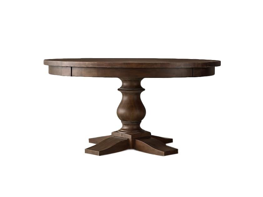 Обеденный стол MonasteryОбеденные столы<br><br><br>Material: Бук<br>Глубина см: 75