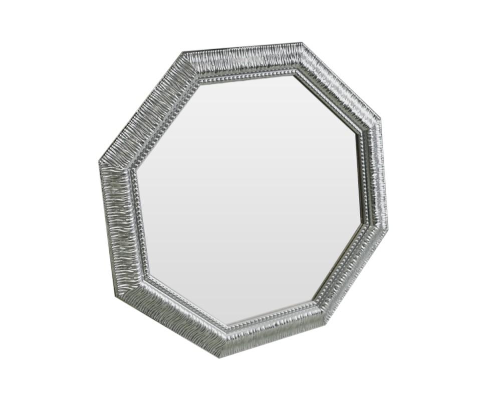 Зеркало SparkleНастенные зеркала<br>Искристость и игривое настроение этого зеркала добавят в Ваш дом смешинок, душещипательных моментов и неподдельной нежности.<br><br>Material: Полиуретан<br>Width см: 70<br>Depth см: 4<br>Height см: 70