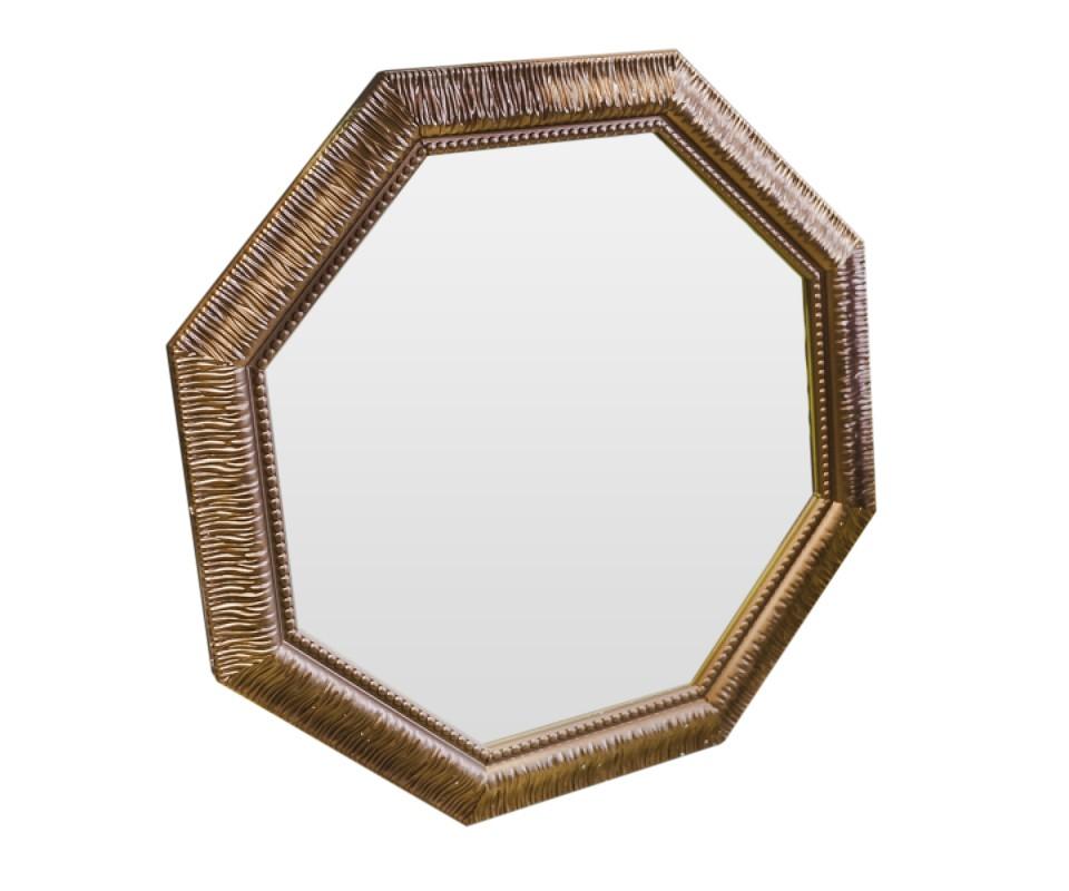 Зеркало SparkleНастенные зеркала<br>Искристость и игривое настроение этого зеркала добавят в Ваш дом смешинок, душещипательных моментов и неподдельной нежности.<br><br>Material: Полиуретан<br>Ширина см: 72.0<br>Высота см: 72.0<br>Глубина см: 4.0