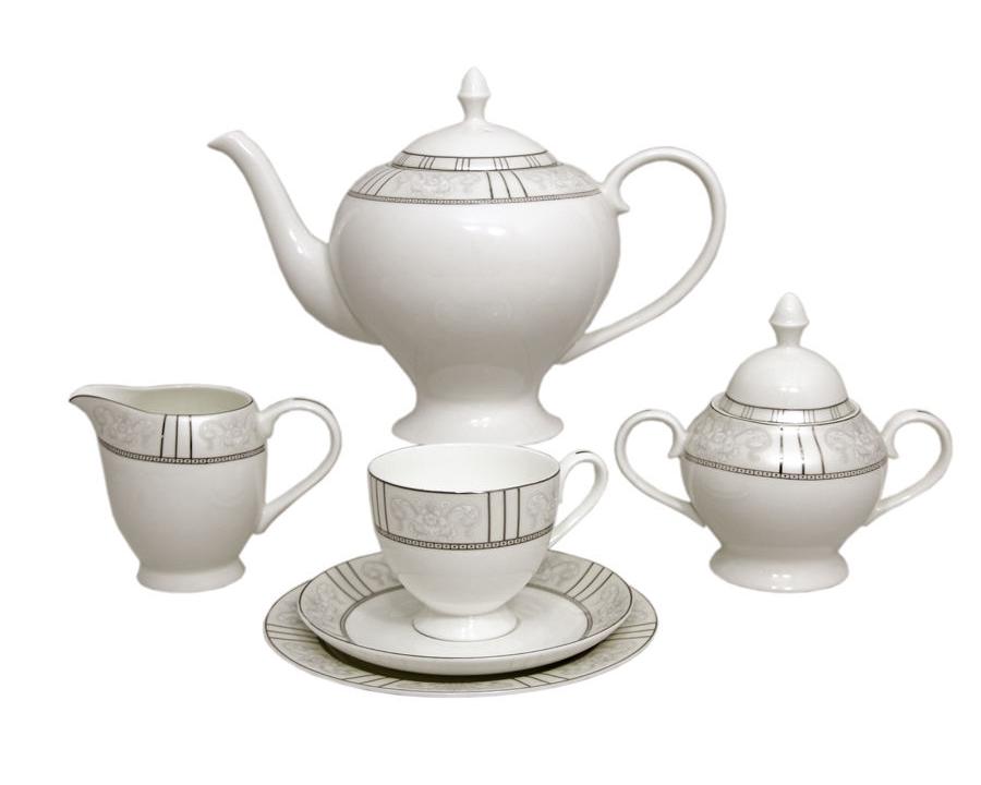 """Чайный сервиз """"Шенонсо"""" 40 предметов на 12 персон"""
