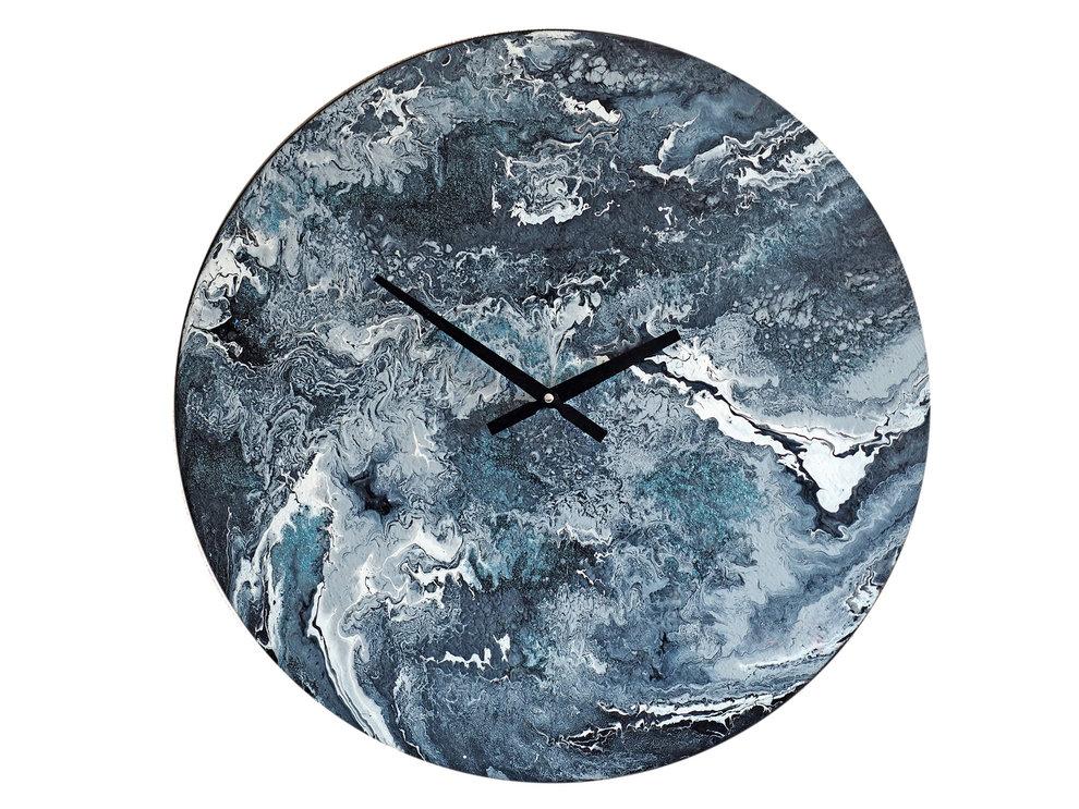 """Настенные часы """"Цветок"""""""