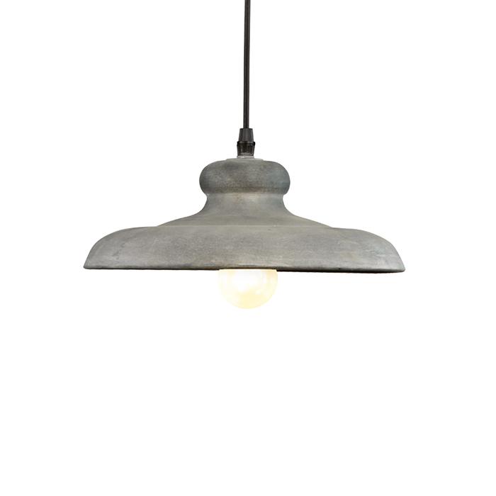 Подвесной светильник LoftПодвесные светильники<br>Количество ламп 1<br>Мощность одной лампы 60 Вт<br>Тип используемых ламплампа накаливания, цоколь - 27мм<br><br>Material: Металл<br>Height см: 90<br>Diameter см: 26