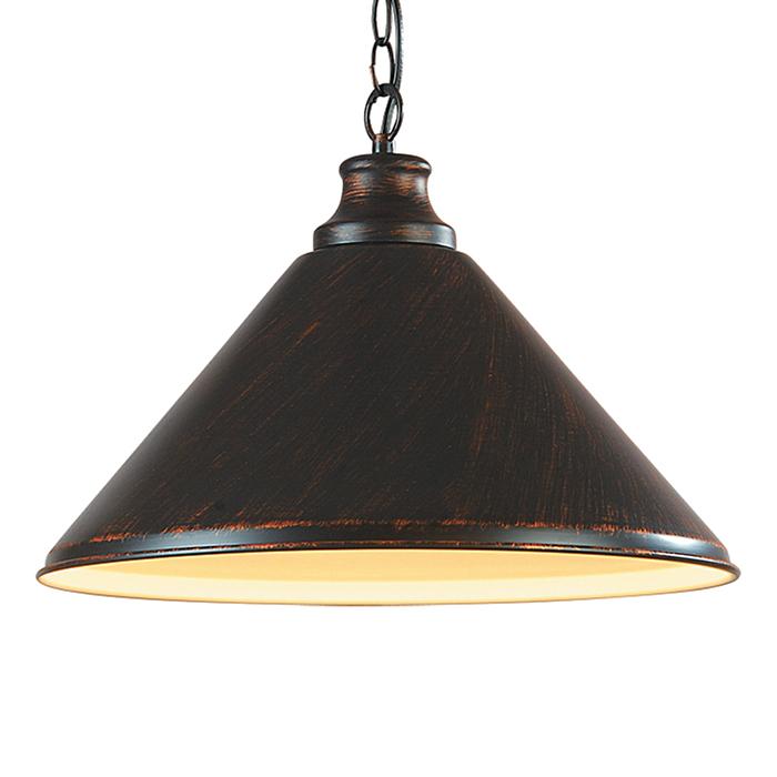 Подвесной светильник ConeПодвесные светильники<br>&amp;lt;div&amp;gt;Вид цоколя: E27&amp;lt;/div&amp;gt;&amp;lt;div&amp;gt;Мощность: &amp;amp;nbsp;75W&amp;amp;nbsp;&amp;lt;/div&amp;gt;&amp;lt;div&amp;gt;Количество ламп: 1 (нет в комплекте)&amp;lt;/div&amp;gt;<br><br>Material: Металл<br>Высота см: 56