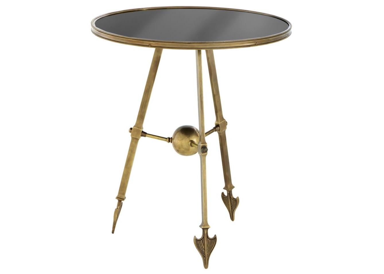 Столик NoblisКофейные столики<br><br><br>Material: Металл<br>Height см: 74<br>Diameter см: 65