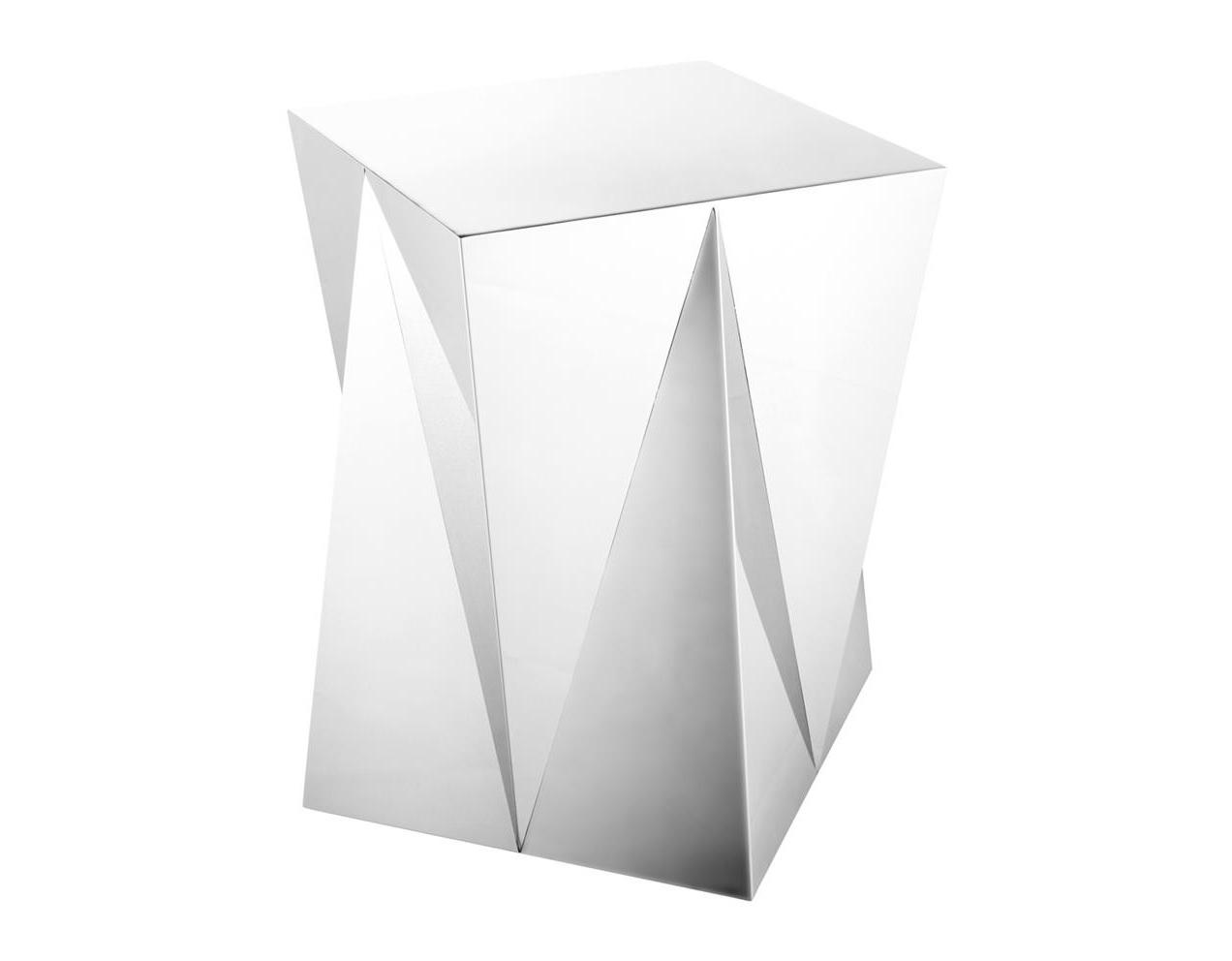 Столик Side Table HelvetiaПриставные столики<br><br><br>Material: Сталь<br>Width см: 44<br>Depth см: 44<br>Height см: 45