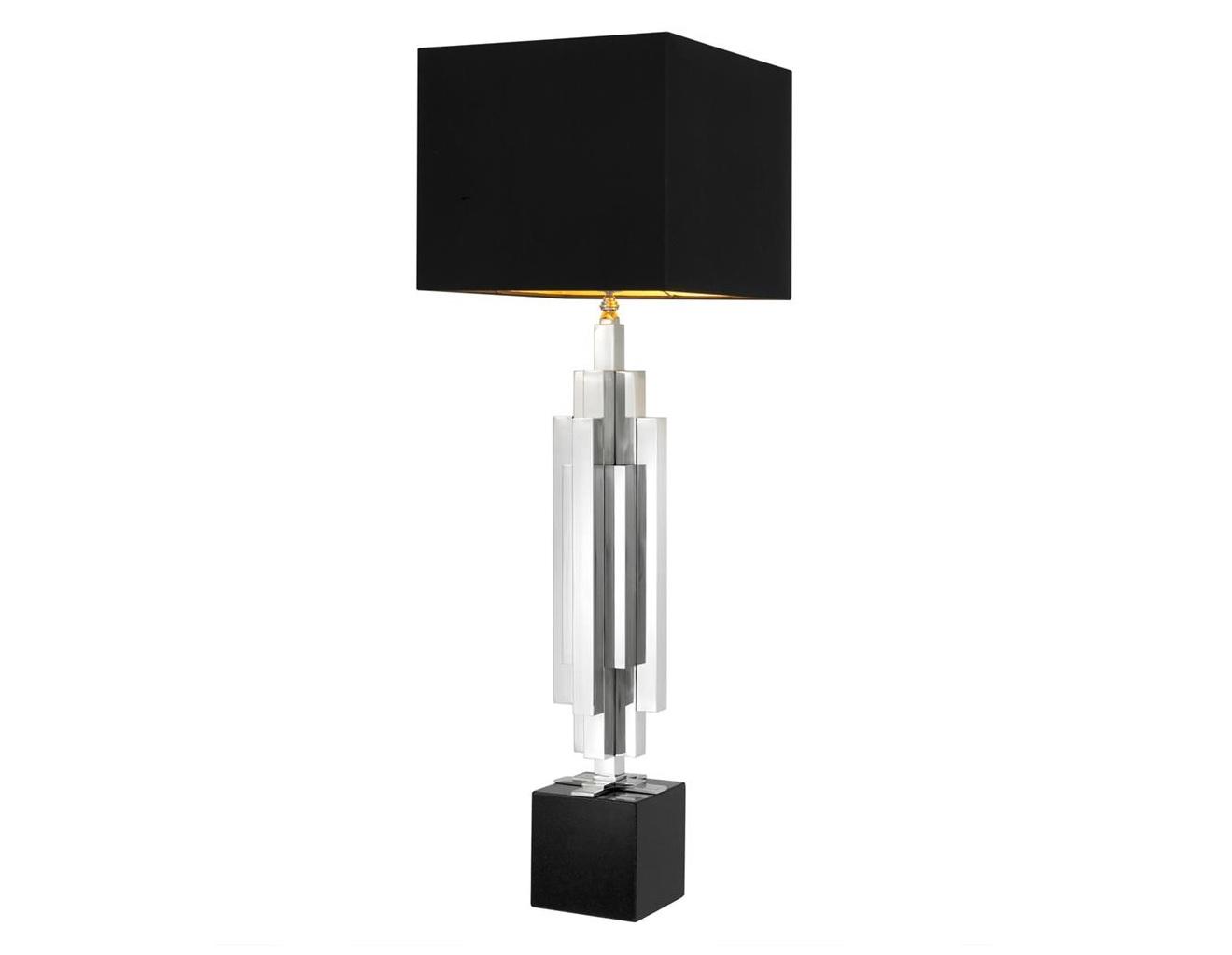 Настольная лампа Table Lamp EllisДекоративные лампы<br>&amp;lt;div&amp;gt;Вид цоколя: E27&amp;lt;br&amp;gt;&amp;lt;/div&amp;gt;&amp;lt;div&amp;gt;&amp;lt;div&amp;gt;Мощность: 40W&amp;lt;/div&amp;gt;&amp;lt;div&amp;gt;Количество ламп: 1 (нет в комплекте)&amp;lt;/div&amp;gt;&amp;lt;/div&amp;gt;<br><br>Material: Металл<br>Width см: 35<br>Depth см: 35<br>Height см: 110