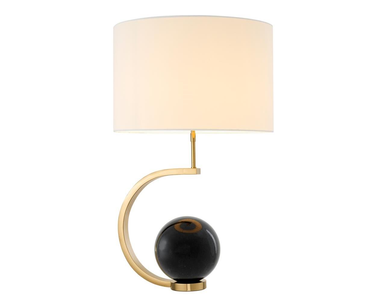 Настольная лампа Table Lamp LuigiДекоративные лампы<br>&amp;lt;div&amp;gt;Вид цоколя: E27&amp;lt;br&amp;gt;&amp;lt;/div&amp;gt;&amp;lt;div&amp;gt;&amp;lt;div&amp;gt;Мощность: 40W&amp;lt;/div&amp;gt;&amp;lt;div&amp;gt;Количество ламп: 1 (нет в комплекте)&amp;lt;/div&amp;gt;&amp;lt;/div&amp;gt;<br><br>Material: Металл<br>Height см: 80<br>Diameter см: 48