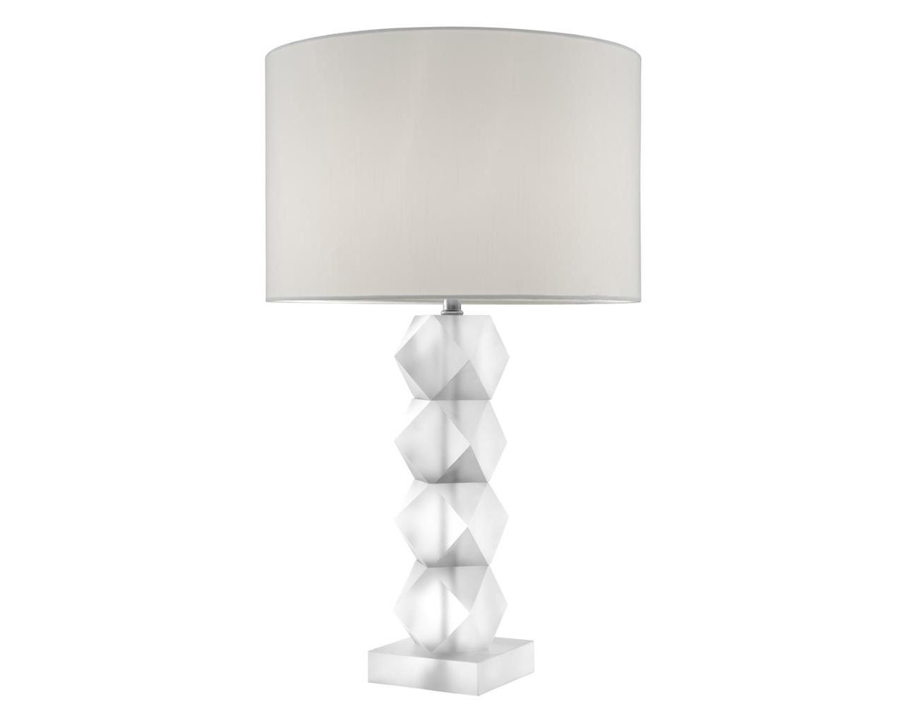 Настольная лампа Table Lamp WhealonДекоративные лампы<br>&amp;lt;div&amp;gt;Вид цоколя: E27&amp;lt;br&amp;gt;&amp;lt;/div&amp;gt;&amp;lt;div&amp;gt;&amp;lt;div&amp;gt;Мощность: 40W&amp;lt;/div&amp;gt;&amp;lt;div&amp;gt;Количество ламп: 1 (нет в комплекте)&amp;lt;/div&amp;gt;&amp;lt;/div&amp;gt;<br><br>Material: Стекло<br>Height см: 84<br>Diameter см: 48