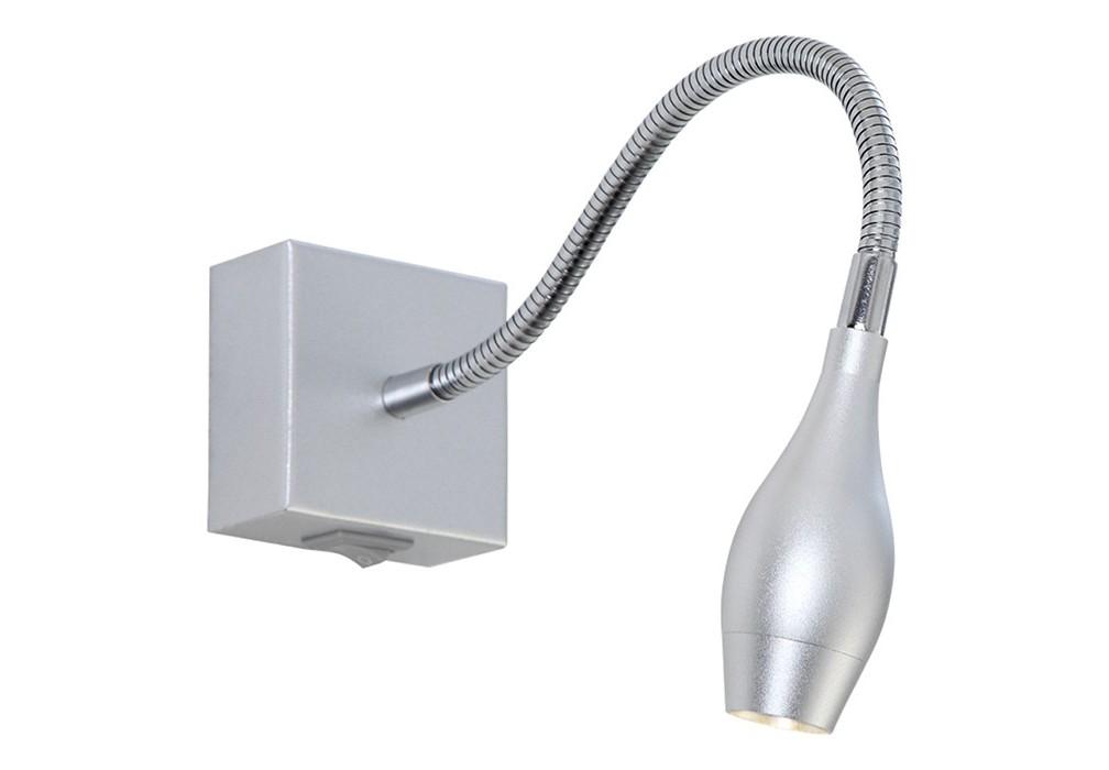 Светильник настенныйБра<br>&amp;lt;div&amp;gt;Вид цоколя: LED&amp;lt;/div&amp;gt;&amp;lt;div&amp;gt;Мощность лампы: 3W&amp;lt;/div&amp;gt;&amp;lt;div&amp;gt;Количество ламп: 1&amp;lt;/div&amp;gt;&amp;lt;div&amp;gt;Наличие ламп: нет&amp;lt;/div&amp;gt;<br><br>Material: Алюминий<br>Ширина см: 6<br>Высота см: 6<br>Глубина см: 34