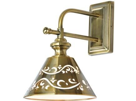 Бра (arte lamp) бронзовый 29x31x21 см.
