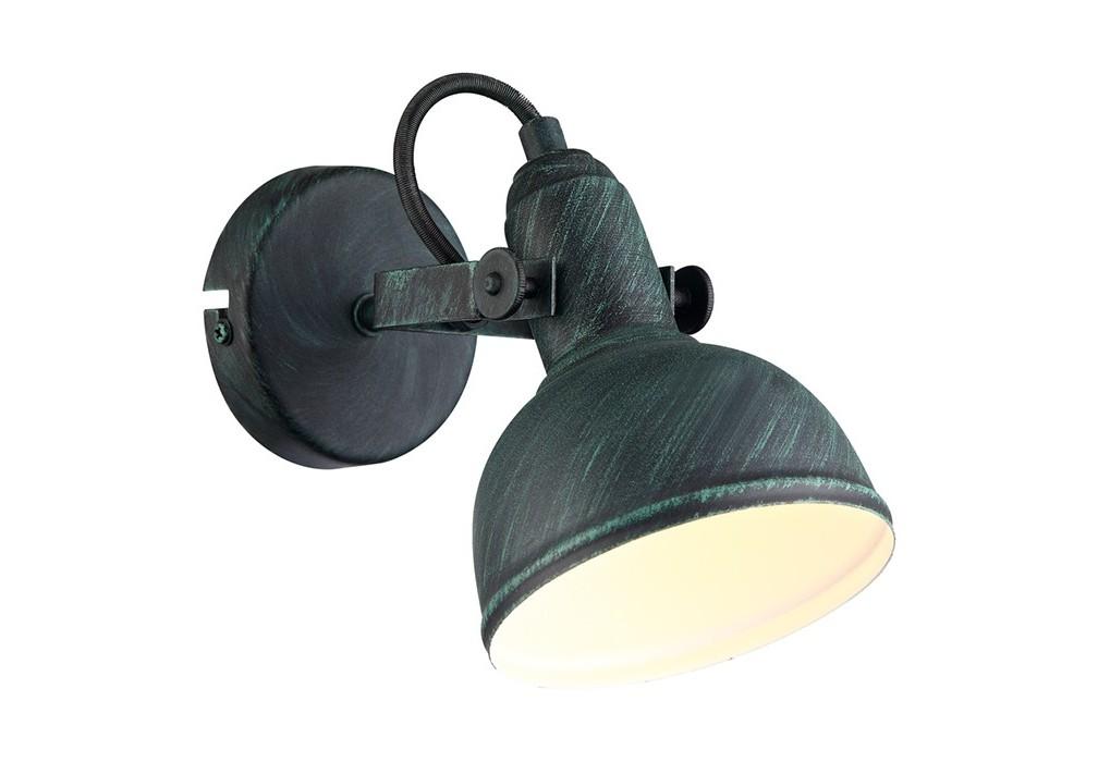 Настенный светильникБра<br>&amp;lt;div&amp;gt;Вид цоколя: Е14&amp;lt;/div&amp;gt;&amp;lt;div&amp;gt;Мощность лампы: 40W&amp;lt;/div&amp;gt;&amp;lt;div&amp;gt;Количество ламп: 1&amp;lt;/div&amp;gt;&amp;lt;div&amp;gt;Наличие ламп: нет&amp;lt;/div&amp;gt;&amp;lt;div&amp;gt;Степень пылевлагозащиты: IP20&amp;lt;/div&amp;gt;<br><br>Material: Металл<br>Ширина см: 21<br>Высота см: 18<br>Глубина см: 11