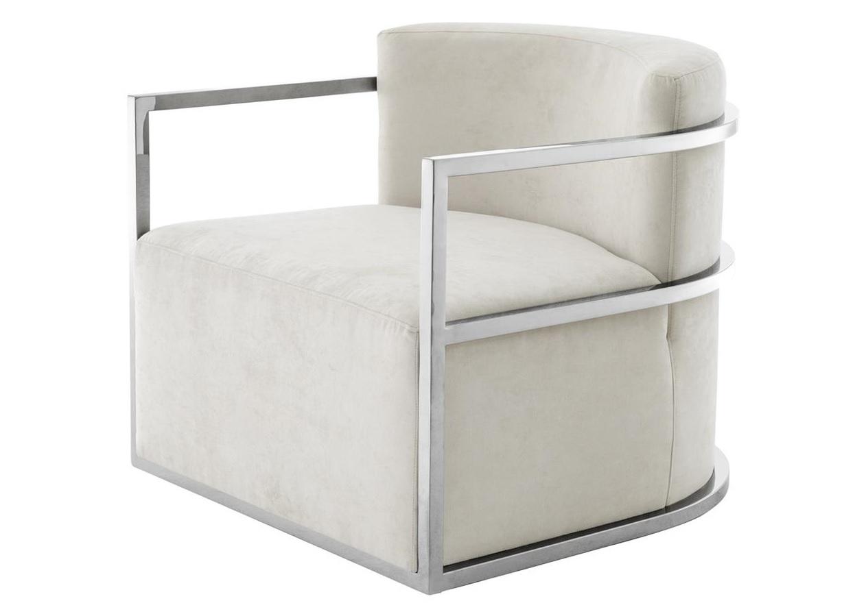 Кресло EmilioИнтерьерные кресла<br><br><br>Material: Текстиль<br>Ширина см: 70<br>Высота см: 76<br>Глубина см: 76
