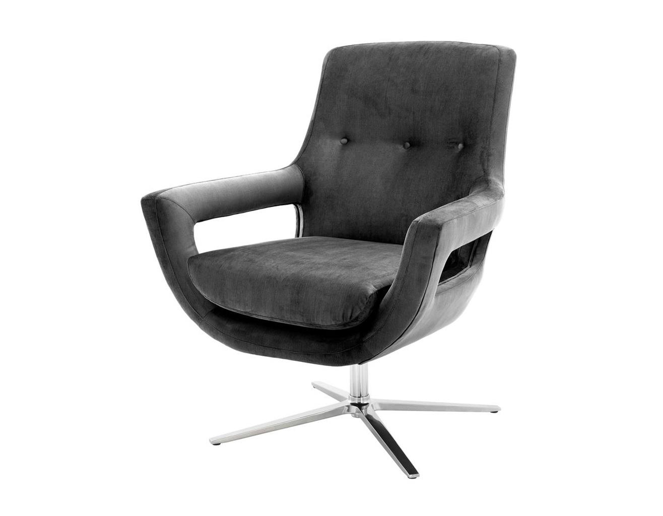 Кресло FlavioРабочие кресла<br><br><br>Material: Текстиль<br>Ширина см: 86.0<br>Высота см: 101.0<br>Глубина см: 82.0