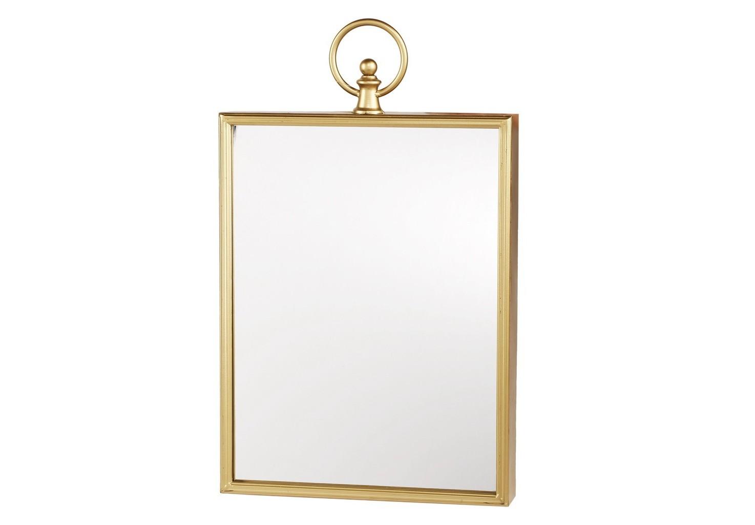 ЗеркалоНастенные зеркала<br><br><br>Material: Металл<br>Width см: 33<br>Depth см: 6,5<br>Height см: 53