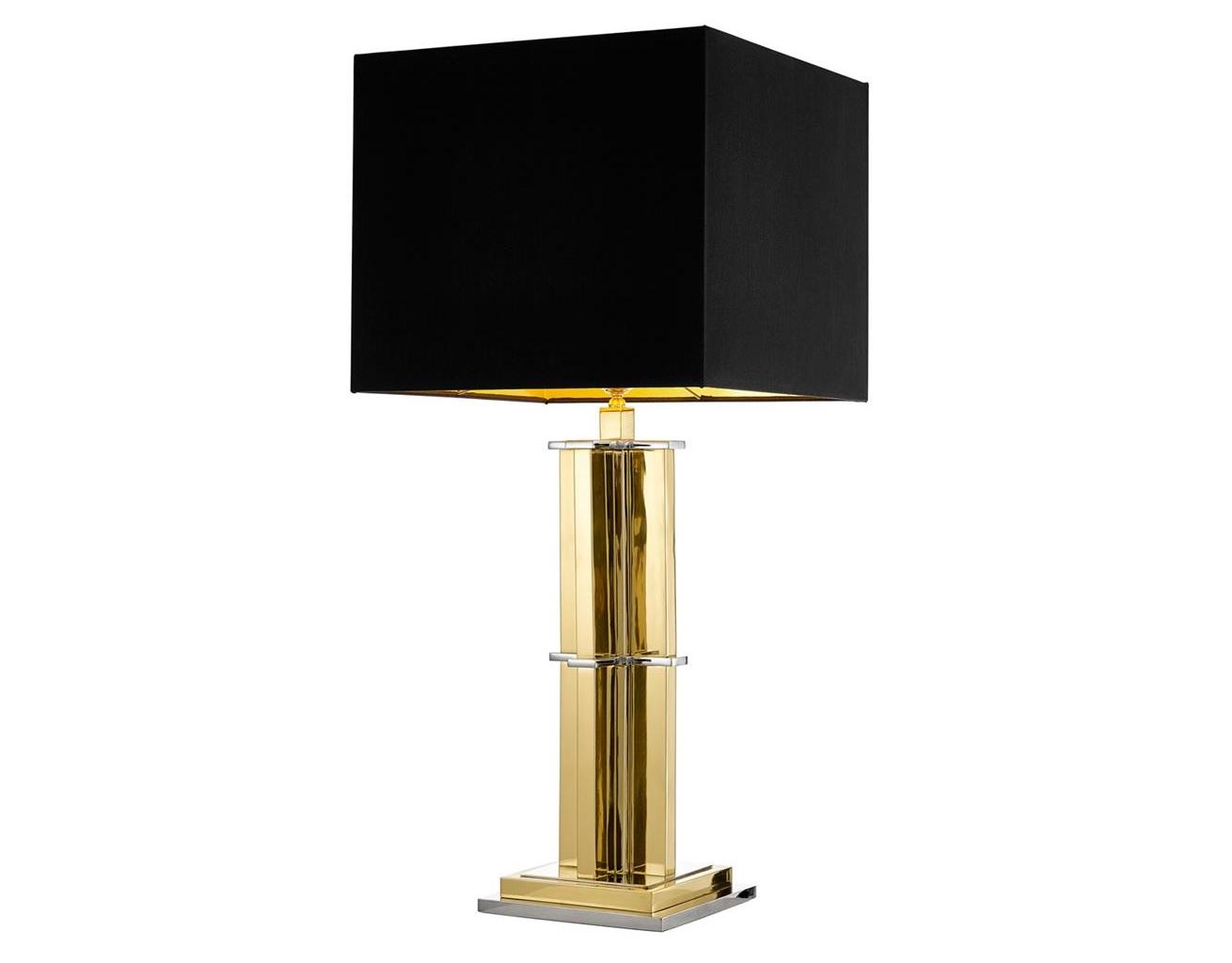 Настольная лампа Table Lamp EncoreДекоративные лампы<br>&amp;lt;div&amp;gt;Вид цоколя: E27&amp;lt;br&amp;gt;&amp;lt;/div&amp;gt;&amp;lt;div&amp;gt;&amp;lt;div&amp;gt;Мощность: 40W&amp;lt;/div&amp;gt;&amp;lt;div&amp;gt;Количество ламп: 1 (нет в комплекте)&amp;lt;/div&amp;gt;&amp;lt;/div&amp;gt;<br><br>Material: Металл<br>Width см: 35<br>Depth см: 35<br>Height см: 77