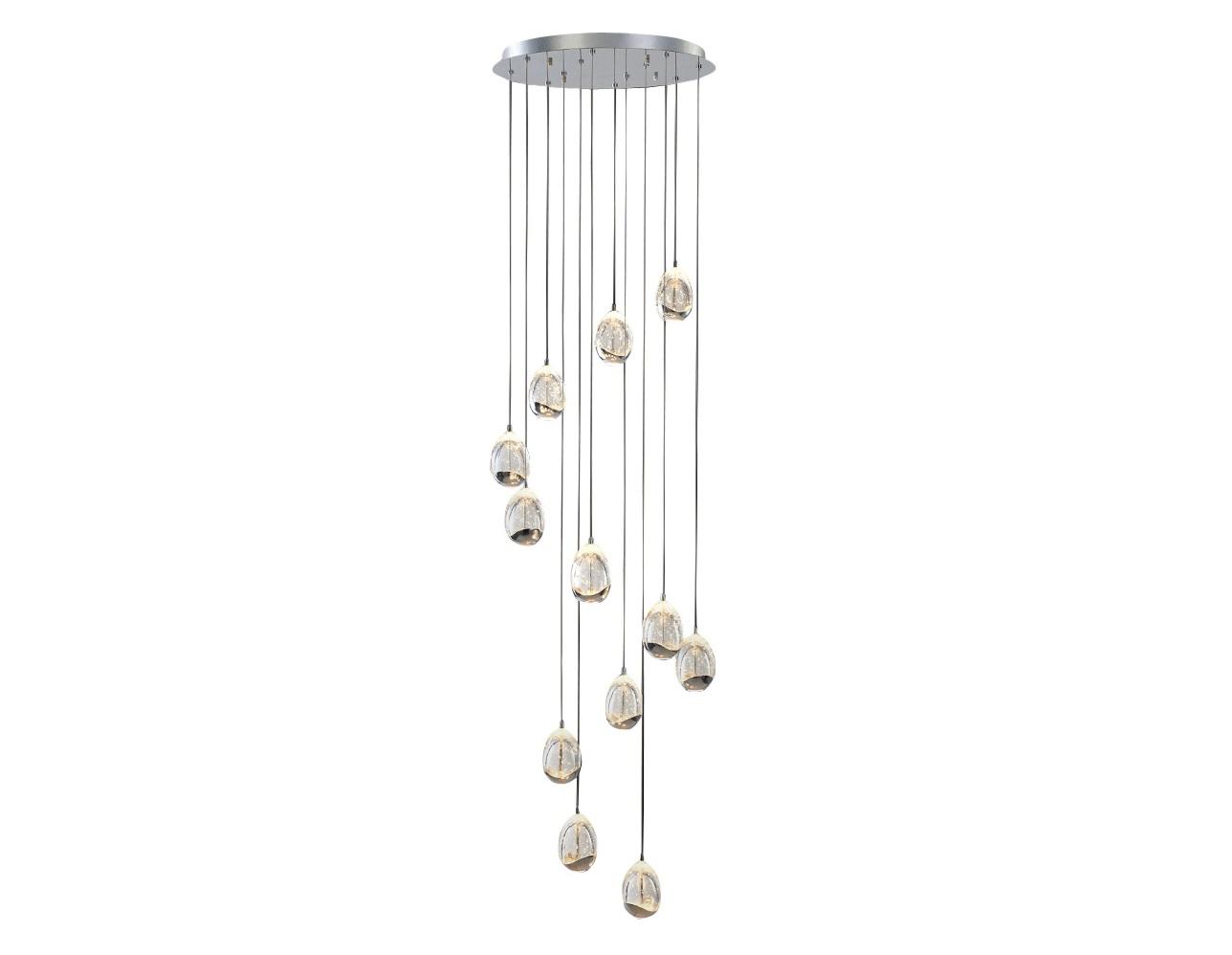 Подвесной светильник TerreneПодвесные светильники<br>&amp;lt;div&amp;gt;Вид цоколя: LED&amp;lt;br&amp;gt;&amp;lt;/div&amp;gt;&amp;lt;div&amp;gt;&amp;lt;div&amp;gt;Мощность: 57,6W&amp;lt;/div&amp;gt;&amp;lt;div&amp;gt;Количество ламп: 12 (нет в комплекте)&amp;lt;/div&amp;gt;&amp;lt;/div&amp;gt;<br><br>Material: Металл<br>Ширина см: 50<br>Высота см: 200<br>Глубина см: 50