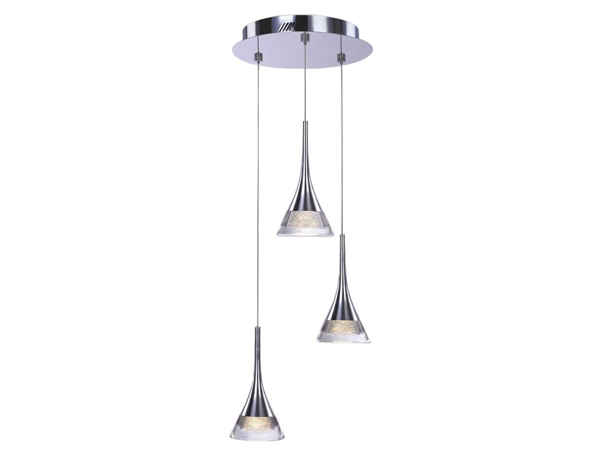 Подвесной светильник GioielloПодвесные светильники<br>&amp;lt;div&amp;gt;Вид цоколя: LED&amp;lt;br&amp;gt;&amp;lt;/div&amp;gt;&amp;lt;div&amp;gt;&amp;lt;div&amp;gt;Мощность: 14,4W&amp;lt;/div&amp;gt;&amp;lt;div&amp;gt;Количество ламп: 3 (нет в комплекте)&amp;lt;/div&amp;gt;&amp;lt;/div&amp;gt;<br><br>Material: Металл<br>Ширина см: 33<br>Высота см: 150<br>Глубина см: 33