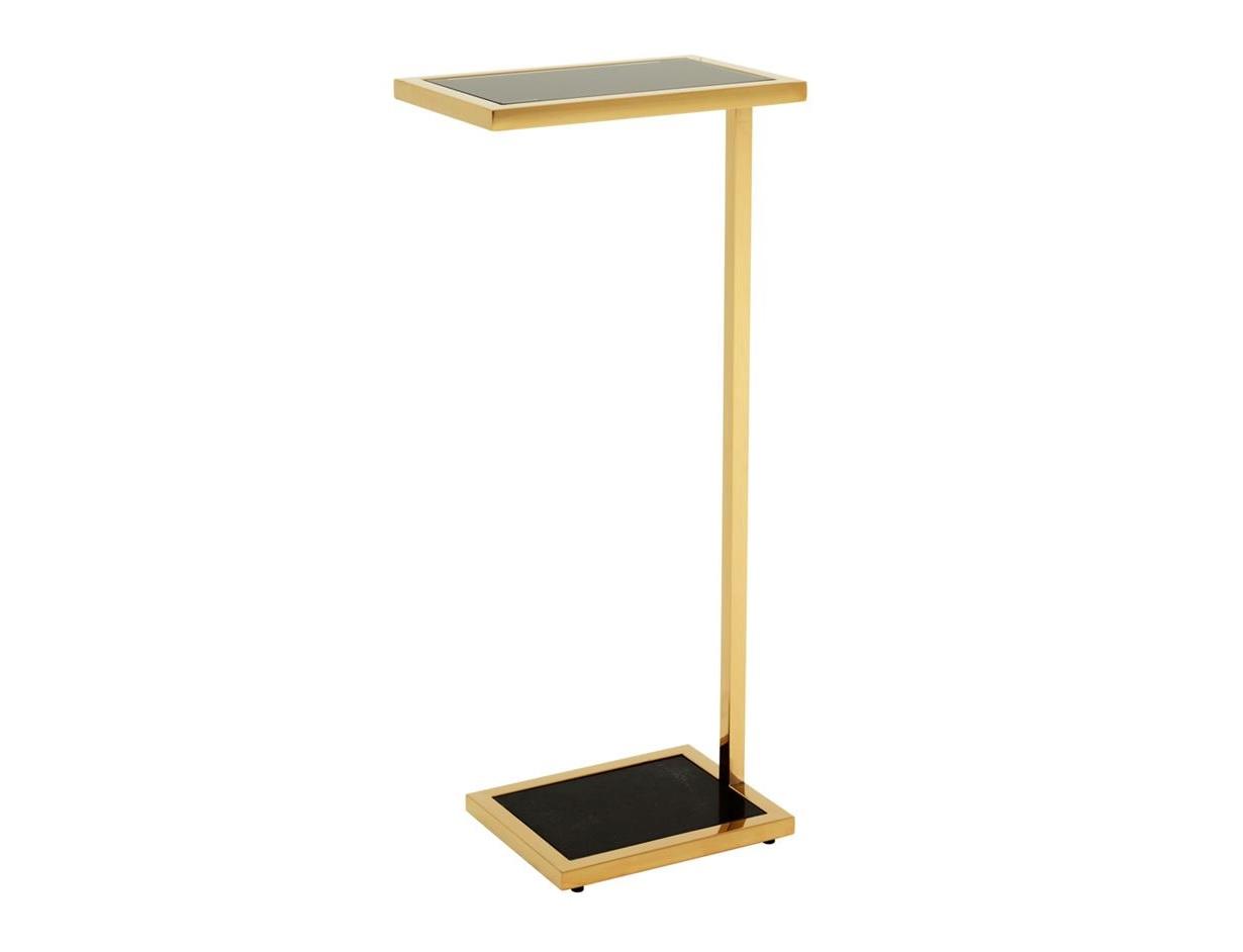 Столик Side Table PaladinПриставные столики<br><br><br>Material: Металл<br>Ширина см: 20<br>Высота см: 72<br>Глубина см: 31