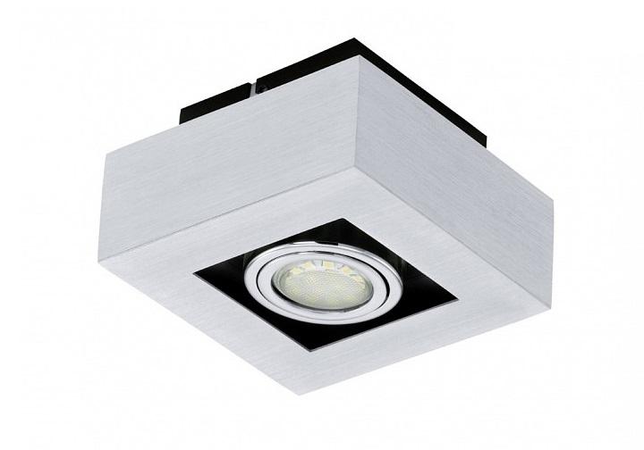 Накладной светильник Loke 1Потолочные светильники<br>&amp;lt;div&amp;gt;Вид цоколя: GU10&amp;lt;/div&amp;gt;&amp;lt;div&amp;gt;Мощность: 3W&amp;lt;/div&amp;gt;&amp;lt;div&amp;gt;Количество ламп: 1 (нет в комплекте)&amp;lt;/div&amp;gt;<br><br>Material: Металл<br>Ширина см: 14<br>Высота см: 7<br>Глубина см: 14