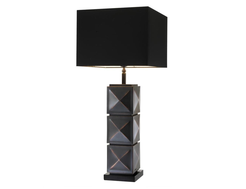 Настольная лампа CarloДекоративные лампы<br>Вид цоколя: E27Мощность: 40WКоличество ламп: 1 (нет в комплекте)<br><br>kit: None<br>gender: None