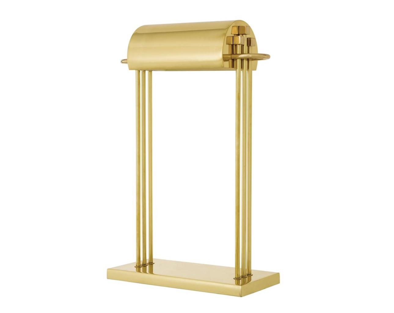 Настольная лампа Table Lamp FairfaxНастольные лампы<br>&amp;lt;div&amp;gt;Вид цоколя: E27&amp;lt;br&amp;gt;&amp;lt;/div&amp;gt;&amp;lt;div&amp;gt;&amp;lt;div&amp;gt;Мощность: 40W&amp;lt;/div&amp;gt;&amp;lt;div&amp;gt;Количество ламп: 1 (нет в комплекте)&amp;lt;/div&amp;gt;&amp;lt;/div&amp;gt;<br><br>Material: Металл<br>Ширина см: 31<br>Высота см: 51<br>Глубина см: 15
