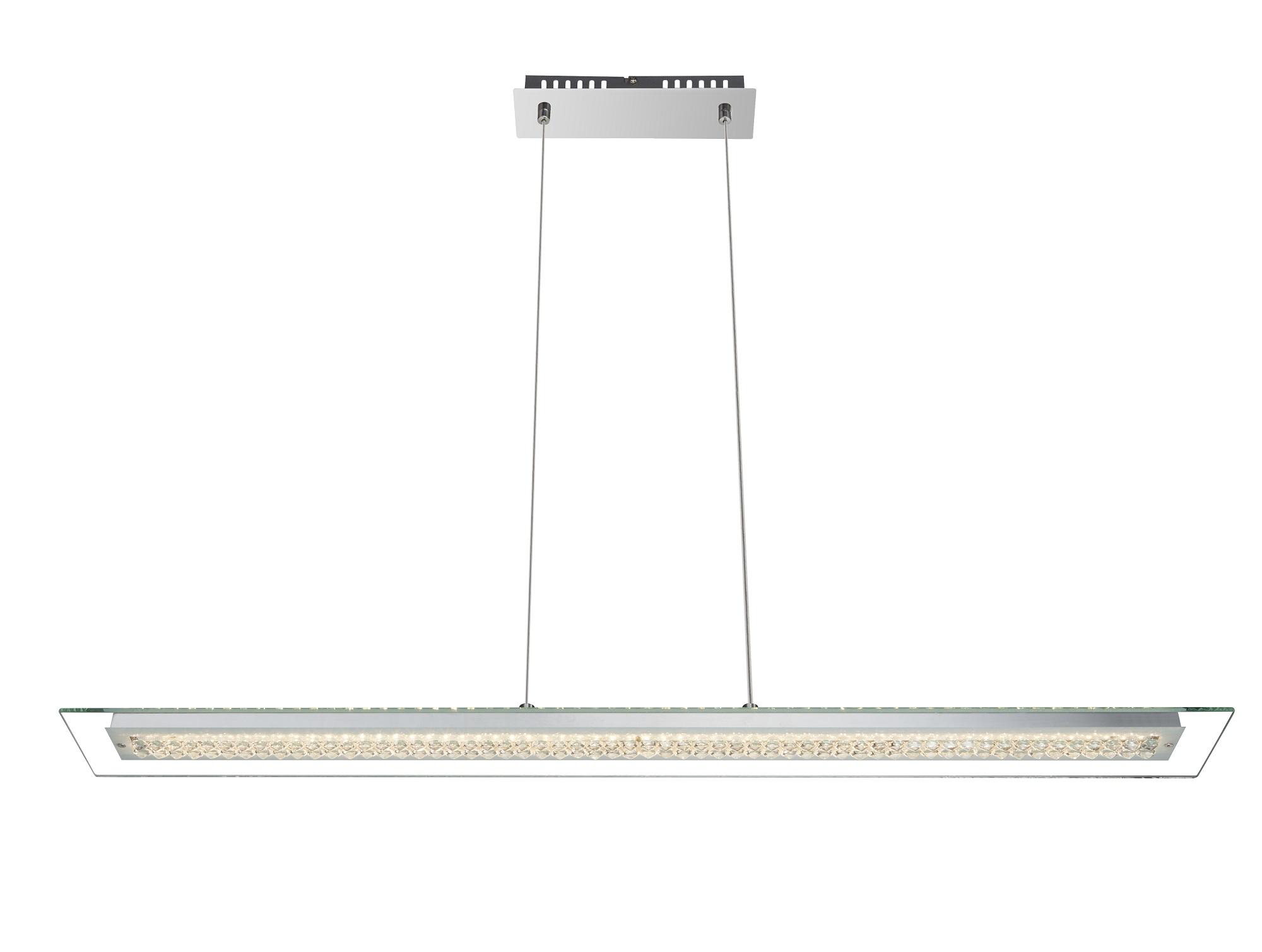 Светильник подвеснойПодвесные светильники<br>&amp;lt;div&amp;gt;&amp;lt;div&amp;gt;Вид цоколя: LED&amp;lt;/div&amp;gt;&amp;lt;div&amp;gt;Мощность: &amp;amp;nbsp;18W&amp;amp;nbsp;&amp;lt;/div&amp;gt;&amp;lt;div&amp;gt;Количество ламп: 1 (в комплекте)&amp;lt;/div&amp;gt;&amp;lt;/div&amp;gt;<br><br>Material: Акрил<br>Ширина см: 12<br>Высота см: 91<br>Глубина см: 12