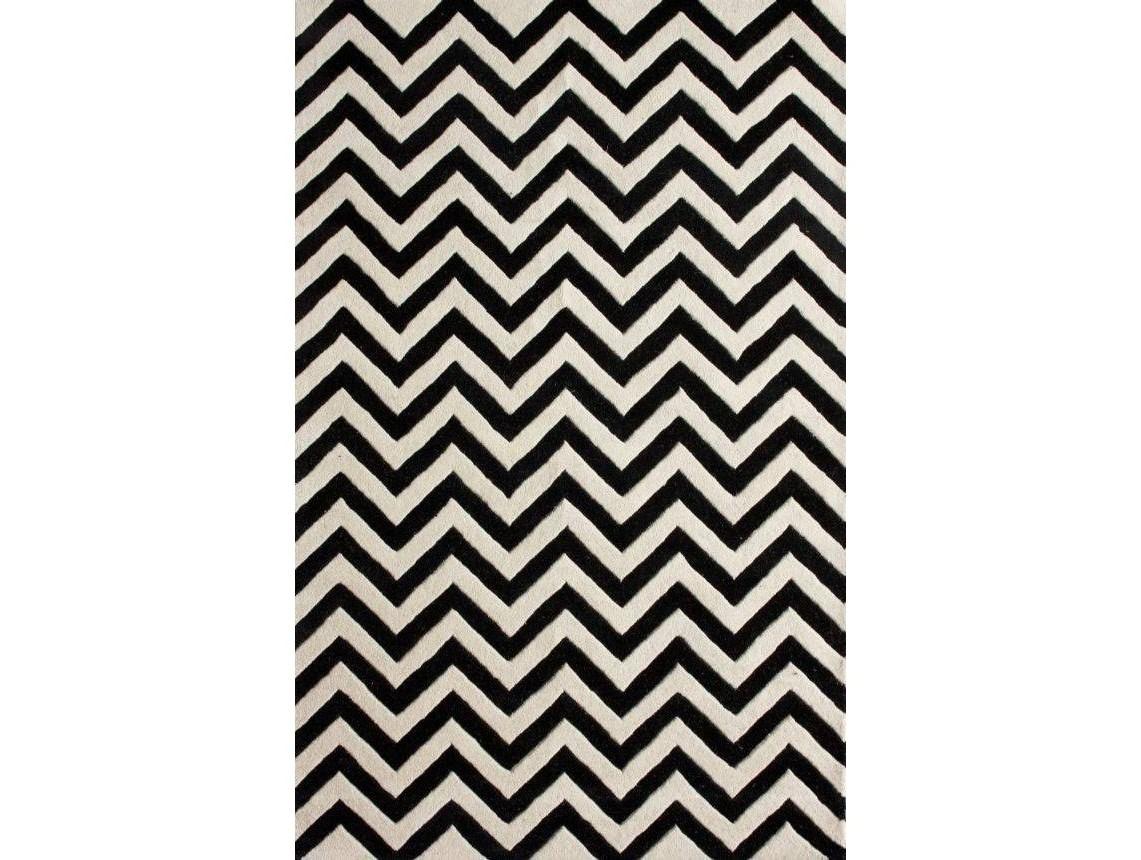 Ковер Horizontal Zig-Zag 180х120Прямоугольные ковры<br><br><br>Material: Шерсть<br>Ширина см: 120<br>Глубина см: 180