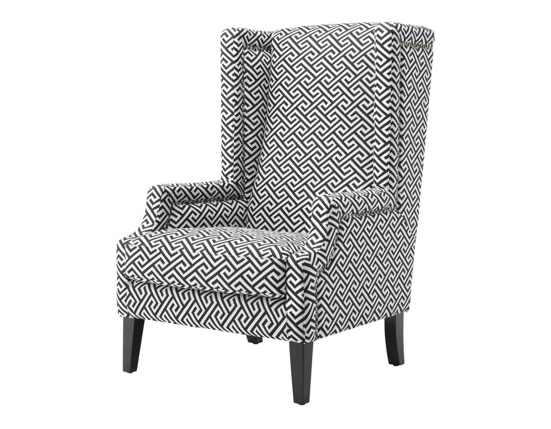 Кресло Chair EleventyКресла с высокой спинкой<br><br><br>Material: Текстиль<br>Ширина см: 74<br>Высота см: 118<br>Глубина см: 70
