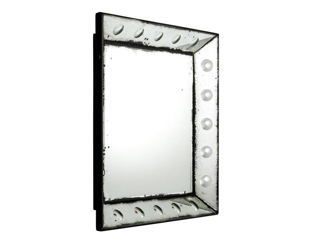 Зеркало Mirror MadeiraНастенные зеркала<br><br><br>Material: Стекло<br>Ширина см: 40<br>Высота см: 40