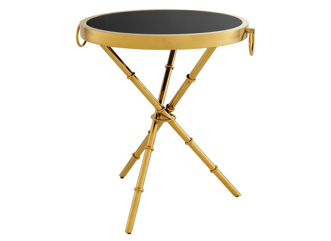 Столик Side Table OmniКофейные столики<br><br><br>Material: Металл<br>Ширина см: 52.0<br>Высота см: 60.0<br>Глубина см: 52.0