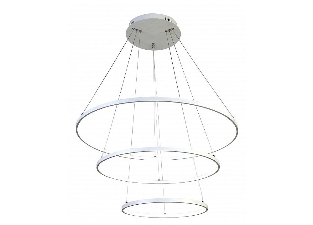 Подвесной светильник GiroПодвесные светильники<br>Вид цоколя: LEDМощность: 40WКоличество ламп: 3<br><br>kit: None<br>gender: None