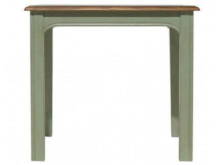 Консоль olivia (etg-home) зеленый 65x60x55 см.