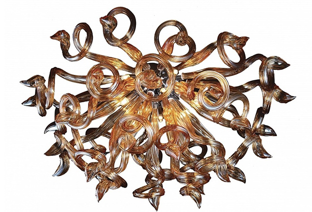 """Потолочная люстра """"Medusa"""""""