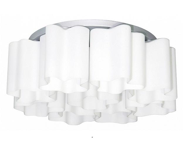 Потолочная люстра NubiЛюстры потолочные<br>Вид цоколя: E27Мощность: &amp;nbsp;40W&amp;nbsp;Количество ламп: 9 (нет в комплекте)<br><br>kit: None<br>gender: None