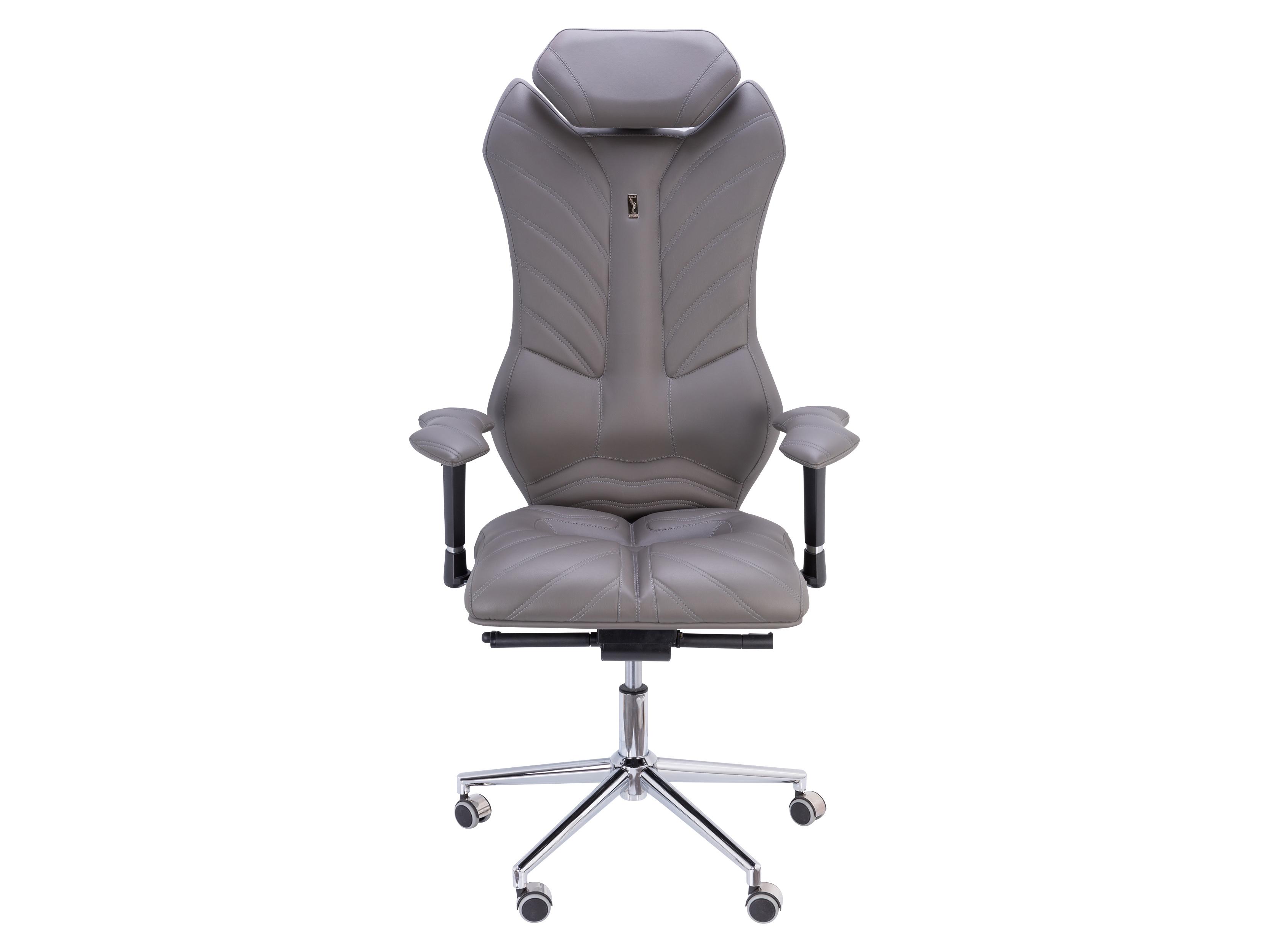 Кресло MONARCHРабочие кресла<br>Отличное решение для тех, кто ценит комфорт и любит свободное пространство. Имперское величие и викторианское изящество придают креслу вид аристократизма и благородства.<br><br>Material: Кожа<br>Ширина см: 76<br>Высота см: 147<br>Глубина см: 58