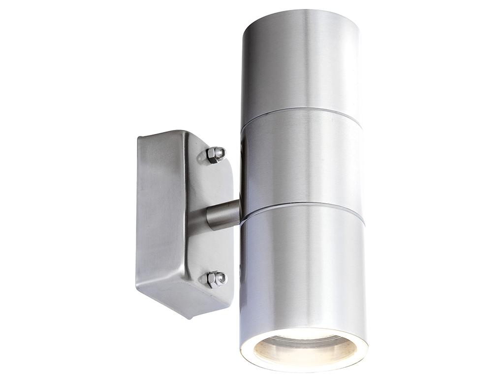 Светильник уличныйУличные настенные светильники<br>&amp;lt;div&amp;gt;Вид цоколя: LED&amp;lt;/div&amp;gt;&amp;lt;div&amp;gt;Мощность: &amp;amp;nbsp;5W&amp;amp;nbsp;&amp;lt;/div&amp;gt;&amp;lt;div&amp;gt;Количество ламп: 2&amp;lt;/div&amp;gt;<br><br>Material: Металл<br>Ширина см: 6<br>Высота см: 16<br>Глубина см: 10