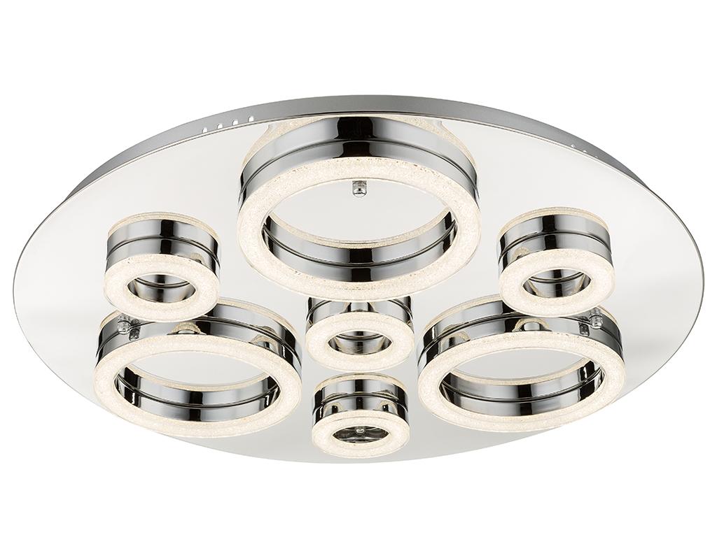 Светильник потолочныйПотолочные светильники<br>&amp;lt;div&amp;gt;Вид цоколя: LED&amp;lt;/div&amp;gt;&amp;lt;div&amp;gt;Мощность: 66W&amp;amp;nbsp;&amp;lt;/div&amp;gt;&amp;lt;div&amp;gt;Количество ламп: 1&amp;lt;/div&amp;gt;<br><br>Material: Металл<br>Высота см: 6