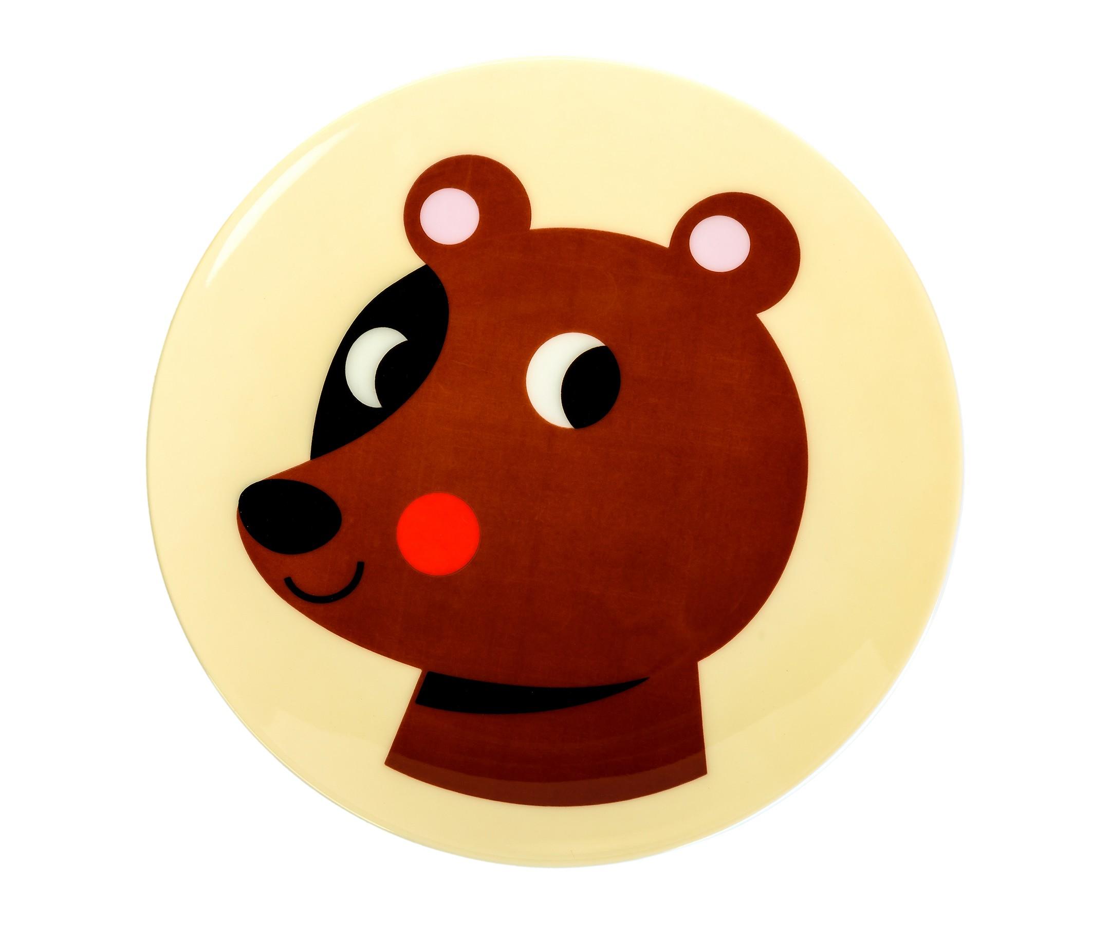 "Тарелка ""Медвежонок"""