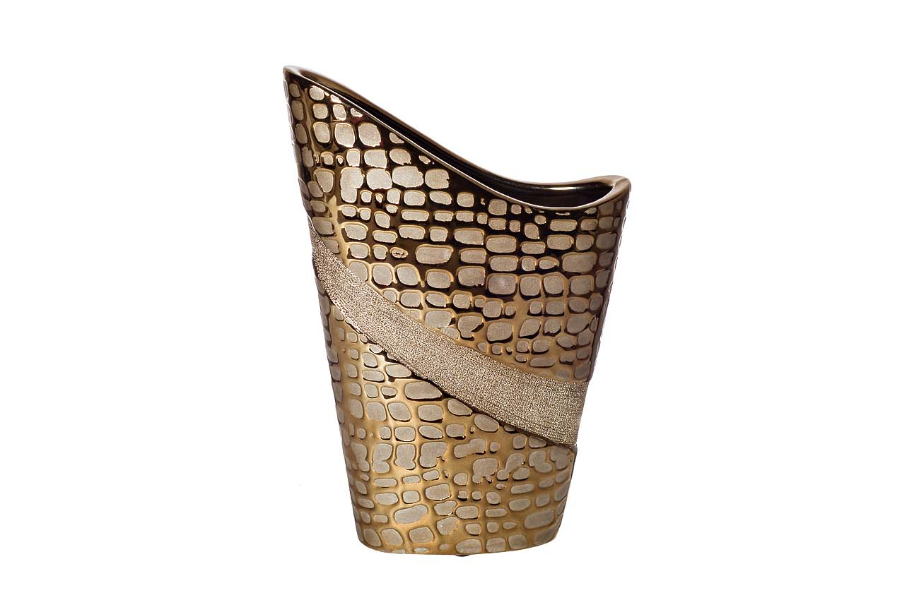 Декоративная ваза Garda Decor 15438038 от thefurnish