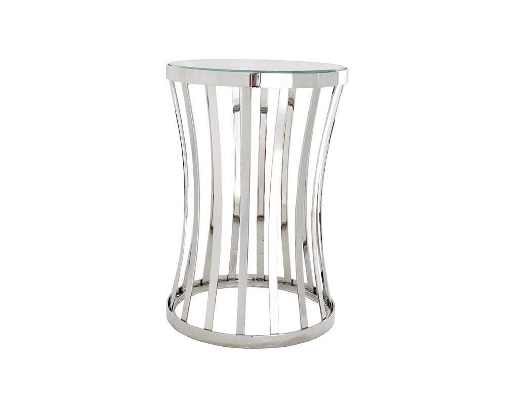 Столик ChiltonКофейные столики<br><br><br>Material: Металл<br>Высота см: 59