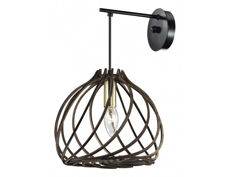 Бра SpiraБра<br>Лампы в комплекте - отсутствуют, Максимальная мощность лампы, Вт - 40, Общее кол-во ламп - 1, Тип цоколя лампы - E27, Коллекция - Spira<br><br>Material: Металл<br>Ширина см: 24<br>Высота см: 34