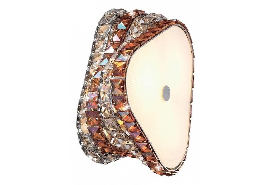 Накладной светильник AstliБра<br>Лампы в комплекте - галогеновые G9, Максимальная мощность лампы, Вт - 40, Общее кол-во ламп - 3, Тип цоколя лампы - G9, Коллекция - Astli<br><br>Material: Металл