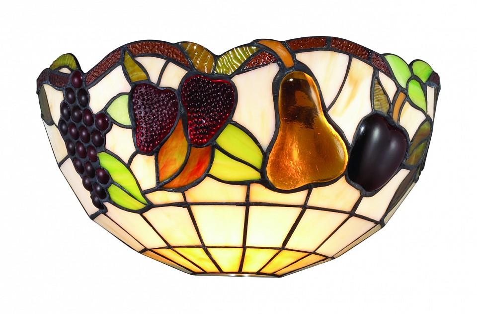 Накладной светильник GardenБра<br>Лампы в комплекте - отсутствуют, Максимальная мощность лампы, Вт - 60, Общее кол-во ламп - 1, Тип цоколя лампы - E27, Коллекция - Garden<br><br>Material: Металл<br>Ширина см: 30<br>Высота см: 17