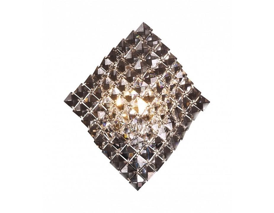 Накладной светильник FittaБра<br>Лампы в комплекте - галогеновая G9, Максимальная мощность лампы, Вт - 40, Общее кол-во ламп - 1, Тип цоколя лампы - G9, Коллекция - Fitta<br><br>Material: Металл<br>Width см: 25<br>Height см: 29