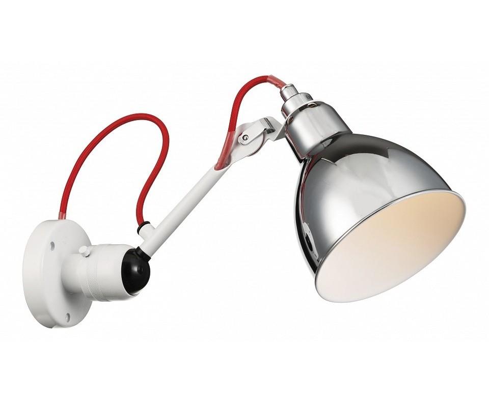 Купить Бра (Lightstar) серебристый металл 14x17x38 см. 71316 в интернет магазине. Цены, фото, описания, характеристики, отзывы, обзоры