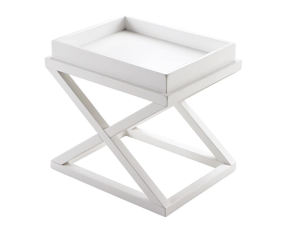 Столик Side Table McArthurПриставные столики<br><br><br>Material: Дерево<br>Ширина см: 61.0<br>Высота см: 57.0<br>Глубина см: 48.0