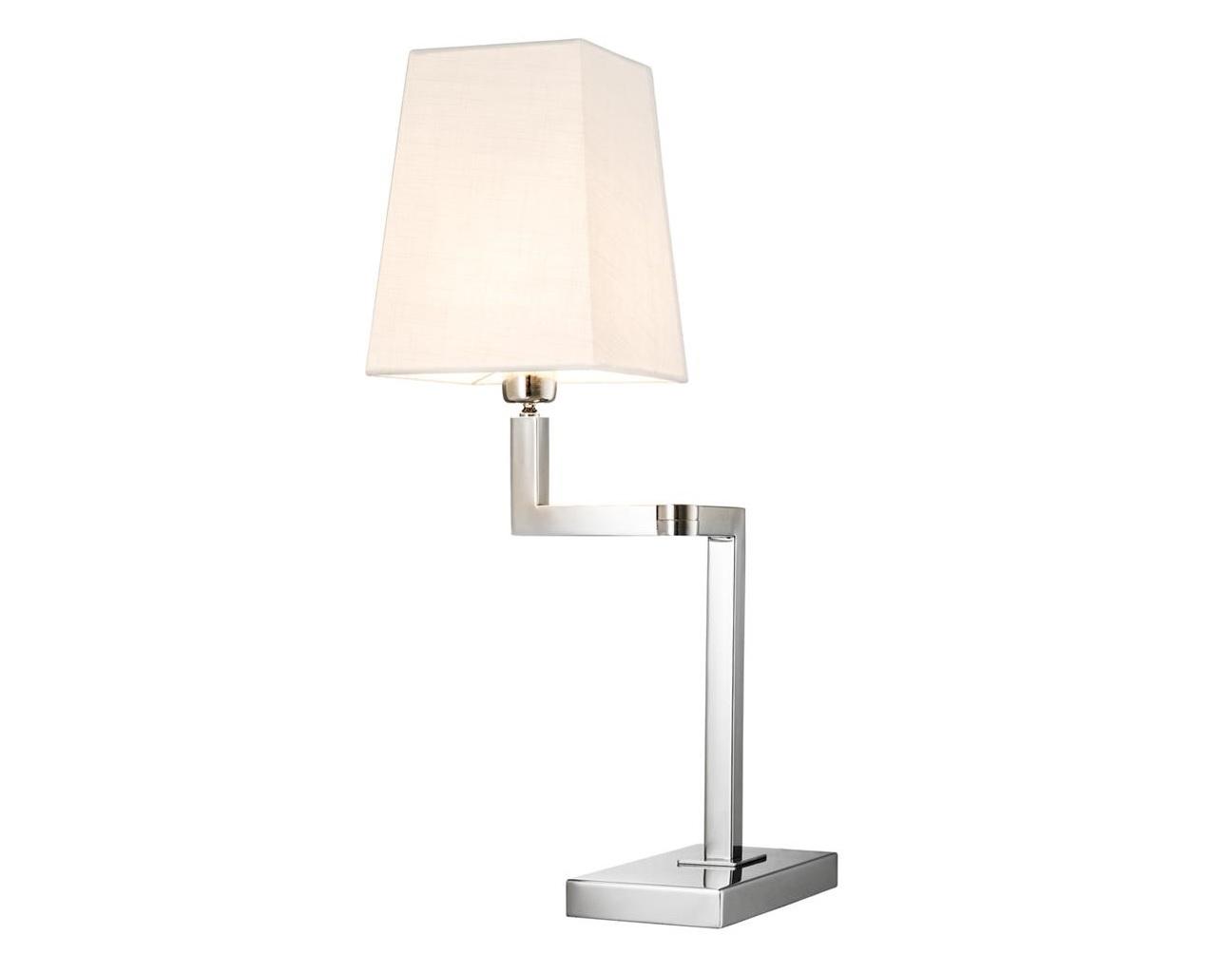 Настольная лампа Table Lamp CambellДекоративные лампы<br>&amp;lt;div&amp;gt;Вид цоколя: E27&amp;lt;br&amp;gt;&amp;lt;/div&amp;gt;&amp;lt;div&amp;gt;&amp;lt;div&amp;gt;Мощность: 40W&amp;lt;/div&amp;gt;&amp;lt;div&amp;gt;Количество ламп: 1 (нет в комплекте)&amp;lt;/div&amp;gt;&amp;lt;/div&amp;gt;<br><br>Material: Металл<br>Width см: 28<br>Depth см: 20<br>Height см: 69